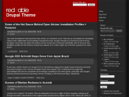 AD Redoable Free Drupal Theme